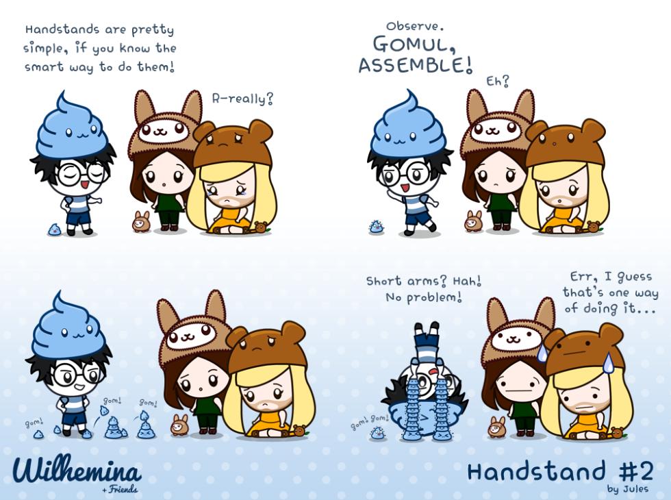 2-Handstand#2
